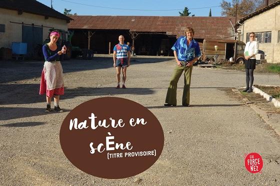 Spectacle «Nature en Scène – titre provisoire» à Marseille