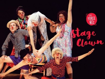 Stage clown adulte – 10/11 juin – Marseille